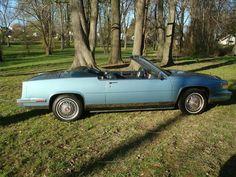 1986 Cadillac Deville convertible | That Hartford Guy | Flickr