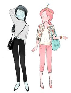 i want marceline's outfit