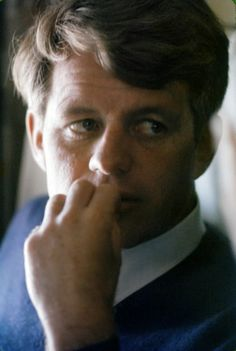 RFK...My Hero....Political & Intellectual Giant...Gone Far, Far Too Soon...Oh, How Different Things Could Have Been....