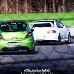 "Corsa Vs. Impreza Ph @darypa per @situazionetrackday_italia AUTODROMO NAZIONALE MONZA ITALIA 31.01.2016 MONZA TRACK DAY Special ""Asian Style"" @autodromonazionale_monza #SituazioneTrackDayItalia #JDM #TrackDay #TrackDayBro #TrackDayAuto #TimeAttack #AutodromoMonza #AutodromoNazionaleMonza #Autodromo #Monza #MonzaTrackDay #AsianStyle #MotorSport #Gas #StreetLegal #Circuit #Raceway #Race #Racing #Circuito #DavidRipamonti #Darypa #Opel #Corsa #OPC #OpelCorsaOPC #Subaru #Impreza #SubaruImpreza…"