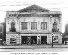 East Broadway Theatre Louisville Kentucky...