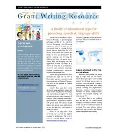 Grant Writing Resource for educational iOS apps