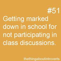 I've developed a social phobia.?