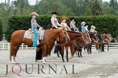 2015 Washington State Quarter Horse Association Trophy Circuit