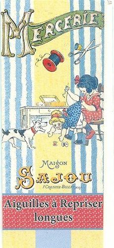 I heart Acme Notions~ Sajou Mercerie Darning Needles