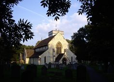 "St Michaels Betchworth., Surrey, England...""4 Weddings & a Funeral """
