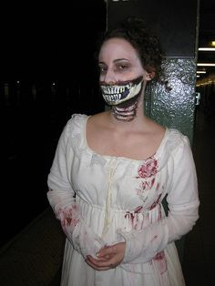 """pride and prejudice and zombies"" by zombieite on Flickr. halloween, #cosplay, #costumes, #books"
