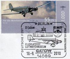 PhilaSeiten.de: Motiv Flugzeuge