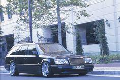 Mercedes Benz E-class W124 TE EXECUTIVE LINE