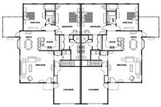 1000 Images About Real Estate On Pinterest Duplex Plans