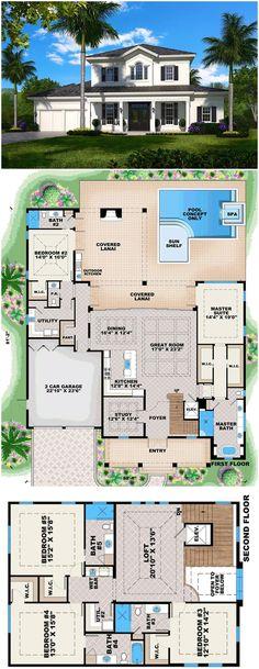 House Plan 75948