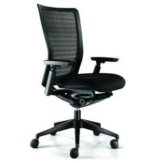 headlines executive chair bela stackable office chair