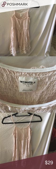 Free people intimately dress This dress is in perfect condition Free People Dresses Mini