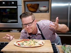 In Food Network's new series Hungry Games, premiering Oct. 20 at 8|7c, Chef Richard Blais reveals how you taste, choose and crave your favorite foods.