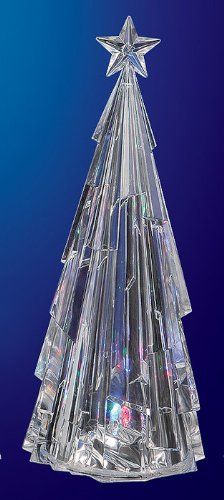 From the Icy Crystal Nutcracker Collection Features a striking modern twist on a classic favorite, with the elegance of ice sculptures Illuminates-LED Led Christmas Tree, Modern Christmas, Christmas Decorations, Xmas, Tree Stand Hunting, Tree Stand Accessories, Acrylic Set, Clear Acrylic, Snow Sculptures