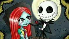 Jack y Sally art