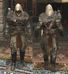 Assassin's Creed Revelations - Turkish armor