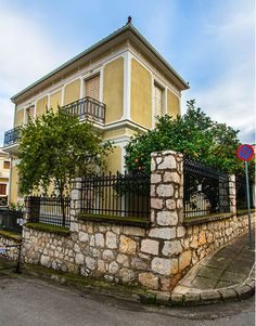 Travel Guide: Stories of Ghosts and More in Cultured Amfissa - Greece Is Ghost Stories, Ghosts, Travel Guide, Greece, Culture, Mansions, History, House Styles, Greece Country
