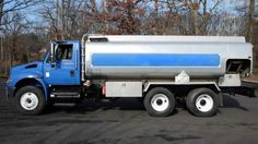 AMTHOR ALUMINUM FUEL TANKER TRUCK; 3800 GAL - 2006 INTERNATIONAL 4400 for sale