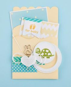 For Baby Pocket Card