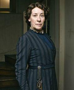 Elsie Hughes  | More Downton Abbey photos here:  http://mylusciouslife.com/historical-style-downton-abbey-photos/