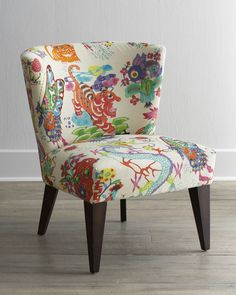 chinoiserie Asian chair | horchow