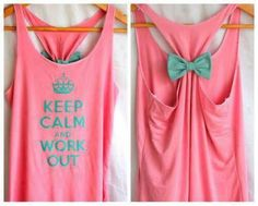 Girl's want to make those basic loose racerback singlets look a little more fab for Summer this year... then why not try this crafty DIY idea!1. Pick a colour coordinated large ribbon or cut off a...