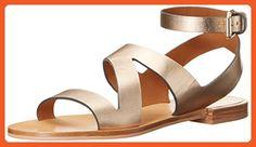 See By Chloe Women's Dress Sandal, Gold, 10.5 M US - Sandals for women (*Amazon Partner-Link)