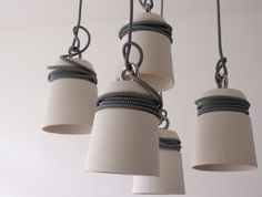 Cable lights from Patrick Hartog