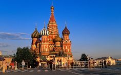 Moscow, Russia: a cultural city guide Bucket List Holidays, St Basils Cathedral, Building Art, International Day, World Cities, Vacation Resorts, Moscow Russia, Top Destinations, City Break
