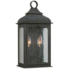 "Henry Street Collection 18 1/2"" High Outdoor Wall Light - #J4695 