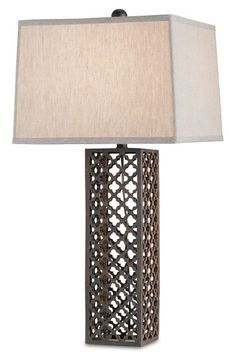 Madera Table Lamp design by Currey & Company