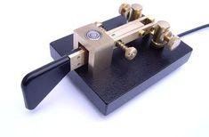 CW Geek's Guide to Having Fun With Morse Code: Choosing a key