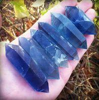 Palm Sized Rare Oceanic Blue Fluorite Healing by TheVelvetLotus Sea Witch, Water Element, Mineral Stone, Sea Foam, Spiritual Awakening, Magick, Wands, Palm, Mermaid