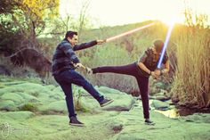 May the Force be with Us  – Star Wars Engagement San Diego