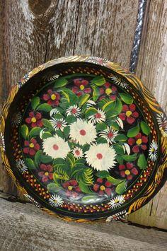 Vintage Mexican Tray