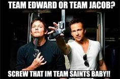 Hell yeah! Boondock Saints!