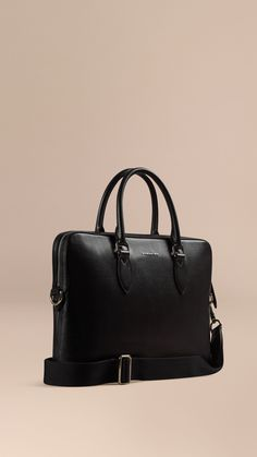 b32919894c Bolso Barrow estrecho en piel London Negro