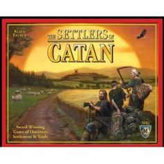 The Settlers of Catan.  List Price: $42.00  Sale Price: $33.60  More Detail: http://www.giftsidea.us/item.php?id=b000w7jwua