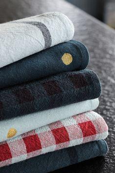 Towels La cerise sur le gateau / torchons automne la cerise sur le gateau
