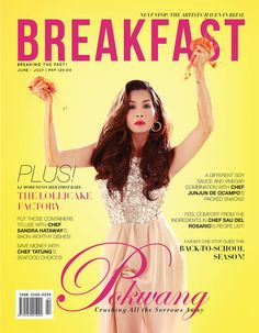 Breakfast Magazine is your ultimate food and lifestyle magazine. The first and only magazine that does not only celebrate food but also the people behind it. June, Snacks, Dishes, Breakfast, Magazine, Facebook, School, Food, Morning Coffee