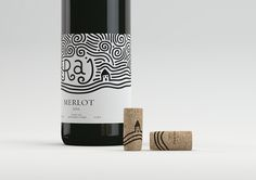 Raj Winery — The Dieline - Package Design Resource
