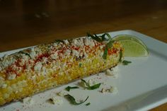 Grilled Corn, Mexican Style — The Kitchen Witch