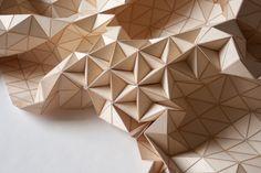 Elisa strozyk - (1982) Geboren in Berlijn. Afgestudeerd aan de Textiel en Surface Design at KHB Berlin. Master gedaan in London aan de Central Saint Martins. Specialisatie Future Textile Design. Ze heeft een verrassende en speelse manier om materiaal te gebruiken. Haar werk laat ons zien dat innovatie nog steeds mogelijk is op het gebied van textiel.  Werk: Wooden Textile. We zijn gewend dat hout een hard materiaal is. Dit werk laat zien dat hout ook gemanipuleerd kan worden door aanraking.