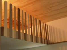 barrière, garde-corps, rambarde, garde-fous ! - le Djoliba construction de notre maison en ossature bois ........................ 44°54.104 N - 00°30.313 E - Altitude 122 m