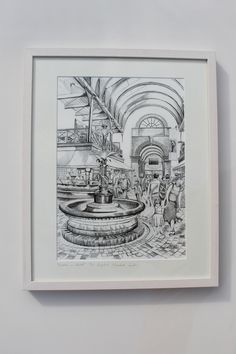 Mother and Child , The English Market Cork Irish Art, Mother And Child, Art For Sale, Dublin, Cork, Framed Prints, English, Drawings, Painting