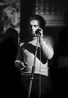 Barrie Wentzell Van Morrison, 1973 Black and White Type: Silver Gelatin print Van Morrison, Music Love, Music Is Life, Rock Music, My Music, Live Music, Blues, New Wave, Music Icon