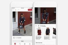 Nouveauté #pinterest sympa pour les sites e-commerce    #socialmedia
