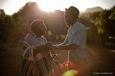 I see a different you!  Venda, Tshakuma, Ludanani  South Africa