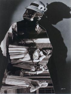 Shadow VI by John Stezaker
